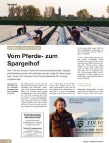 Porträt Spargel-Fuchs Seite (1) im Gartenbauprofi