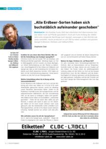 Fruchthandel Magazin 13.07.2018 Seite 1
