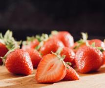 Erdbeeren 2 Fotoshooting Fuchs 2020